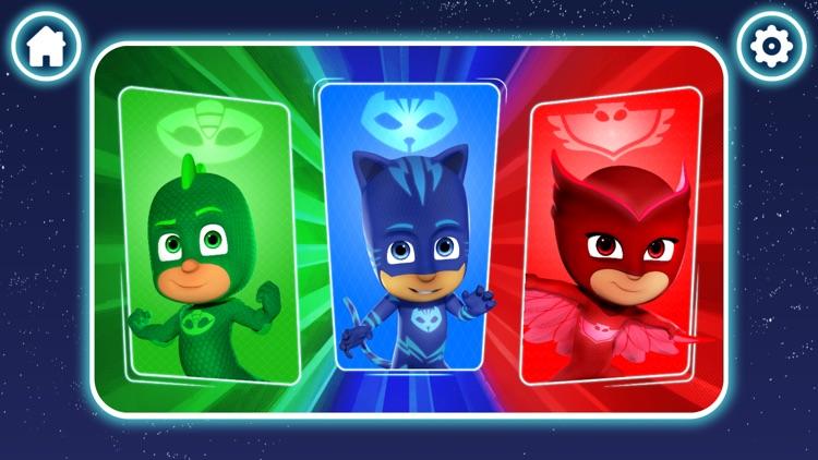 PJ Mask™: Héroes en pijamas screenshot-5