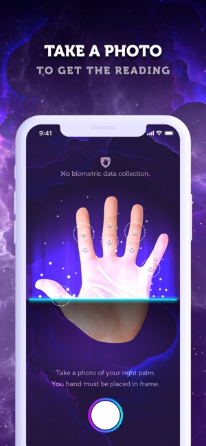 LIVE Palm Reading & Astrology on the App Store