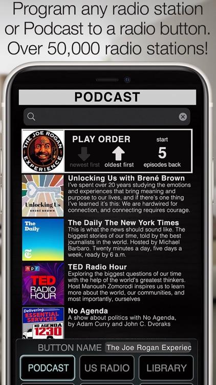 Best ClockRadio & Podcast