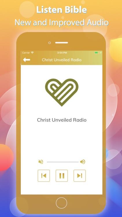 Holy Bible - Audio Bible screenshot-5