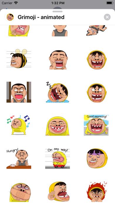 Grimoji - animated screenshot 6
