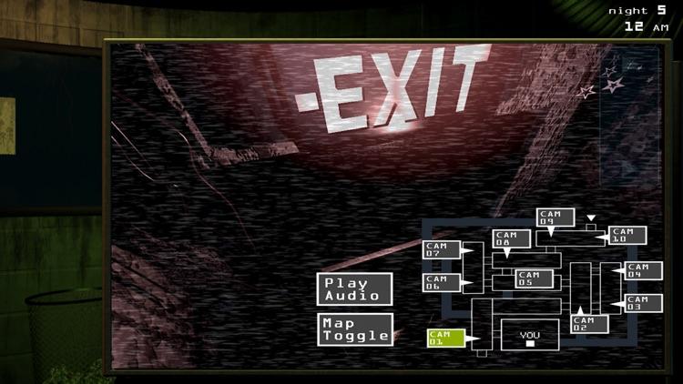 Five Nights at Freddy's 3 screenshot-4