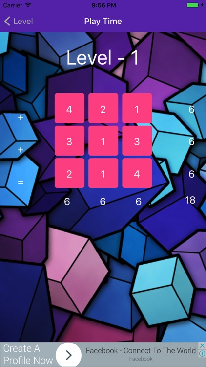 Puzzle Cube Plus screenshot-2