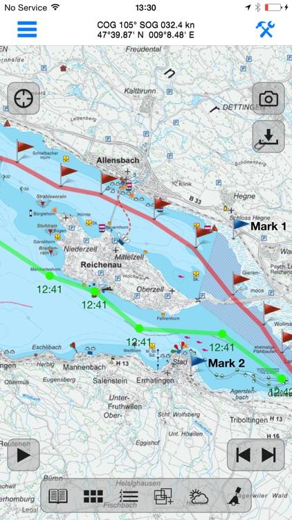 SeaPal - Sailors NavTool screenshot-3