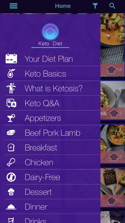 Keto⋆ screenshot-5
