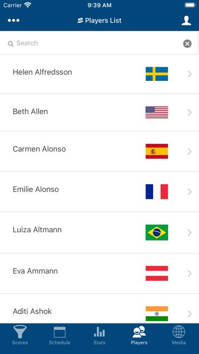 Ladies European Tour screenshot four
