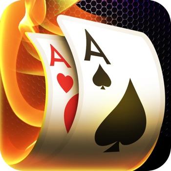 Poker Heat: Texas Holdem Poker Logo
