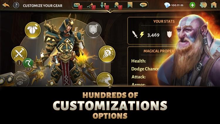 Dungeon Hunter 5 screenshot-3