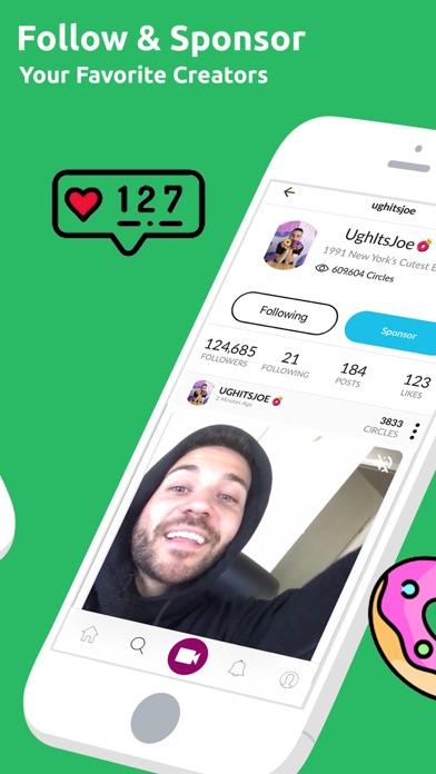Oevo - Create Short Videos screenshot three