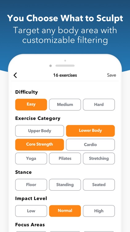 Sworkit Fitness screenshot-3