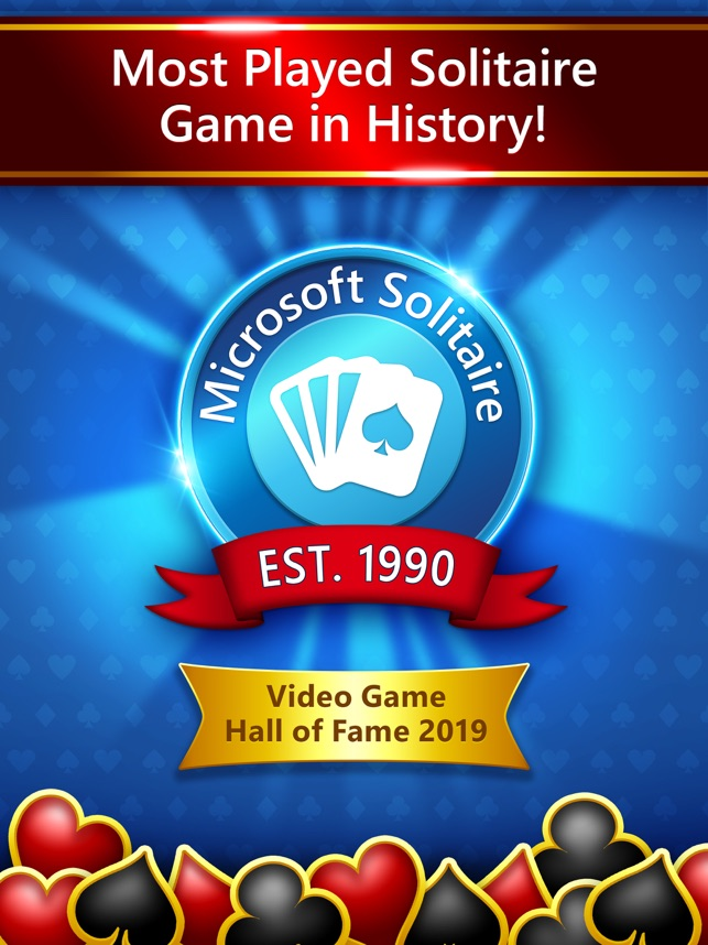 ‎Microsoft Solitaire Collection Screenshot