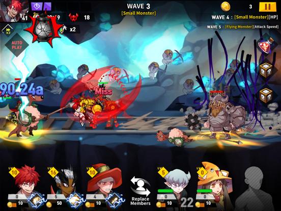 Lucid Adventure : Idle RPG screenshot 9