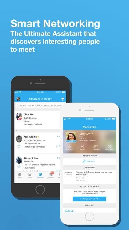 Whova - Event & Conference App screenshot-3
