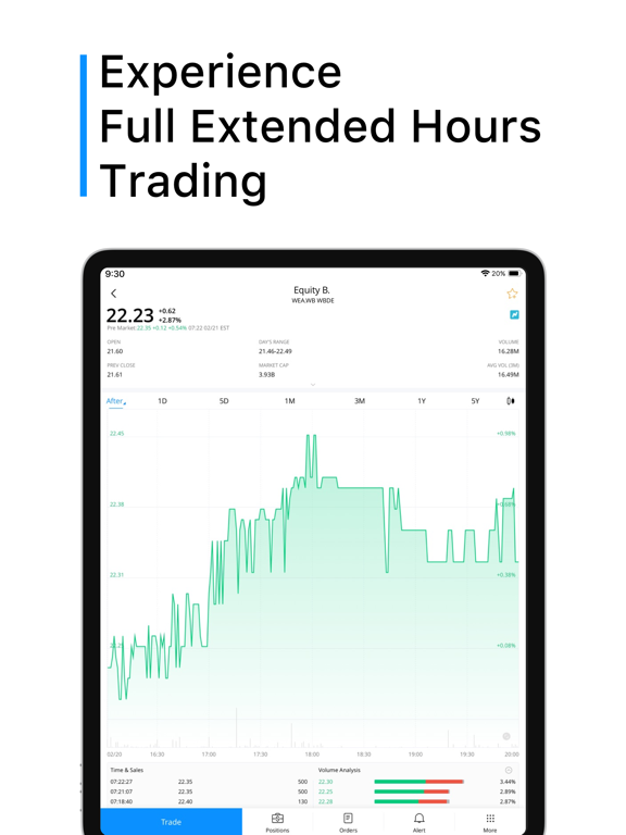 Webull: Trade  Save  Invest  by Webull Limited (iOS, United