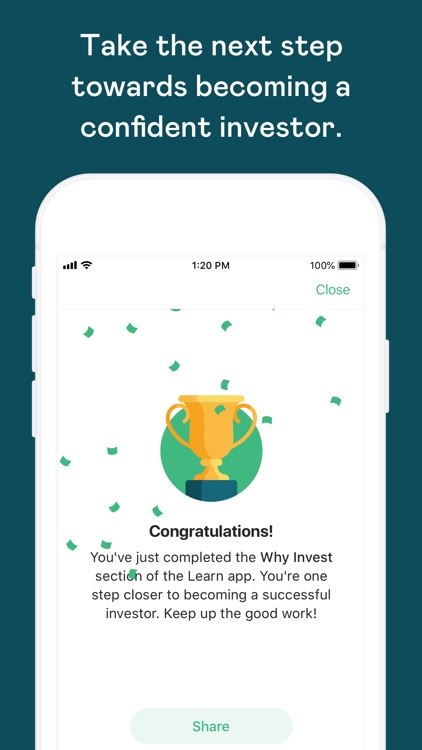 Learn: how to invest in stocks screenshot-4