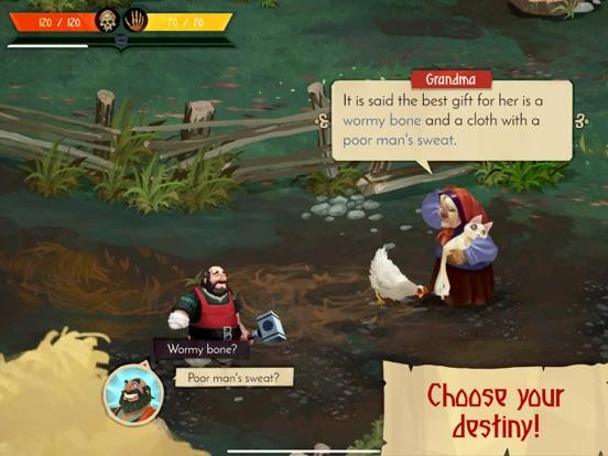 Yaga The Roleplaying Folktale screenshot 8