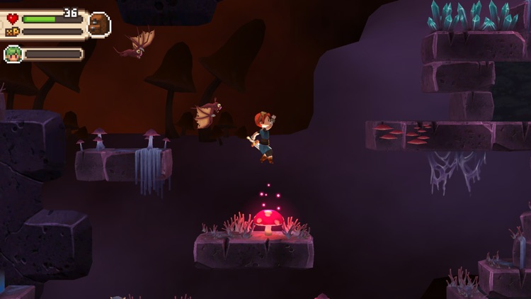 Evoland 2 screenshot-3