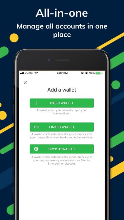 Money Lover +: Expense Tracker screenshot-8