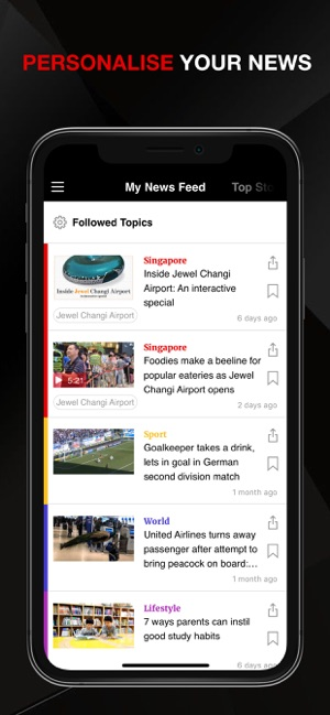 CNA (Channel NewsAsia) on the App Store