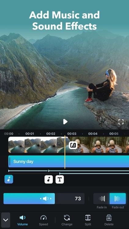 Splice - Video Editor & Maker screenshot-3