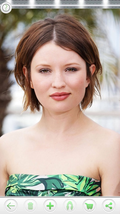 Try On Celebrity Hairstyles screenshot-1