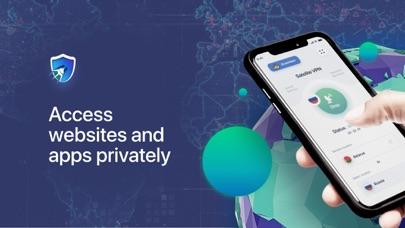 Satellite VPN: Secure Browsing Screenshot