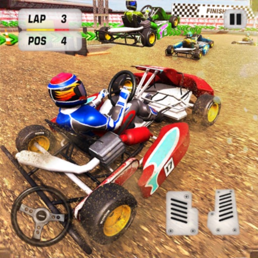 Top Speed Go Kart Racing by Zinnooran Tahir