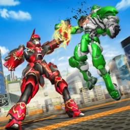 Super Robot City Street Battle