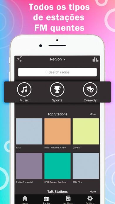 Baixar Tuner Radio Video Player para Android
