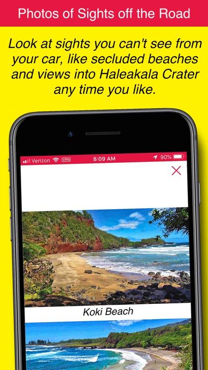 Maui GPS Guide screenshot-3