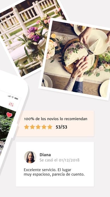Bodas.com.mx screenshot-3