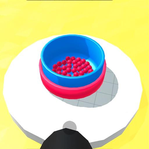 Ball Fill 3D