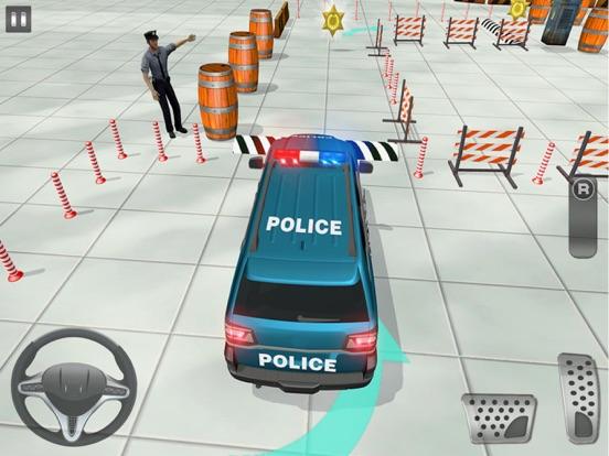 Advance Police Parking Game screenshot 11