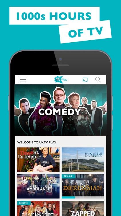 UKTV Play: Watch TV On Demand screenshot-8