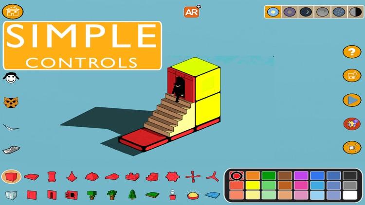 Blox 3D World Creator screenshot-5