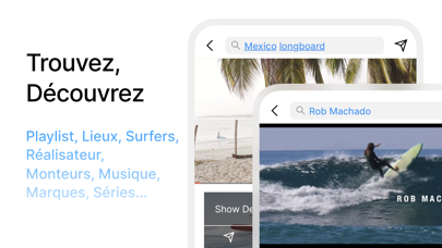 Screenshot #3 pour NobodySurf - Surfing Videos