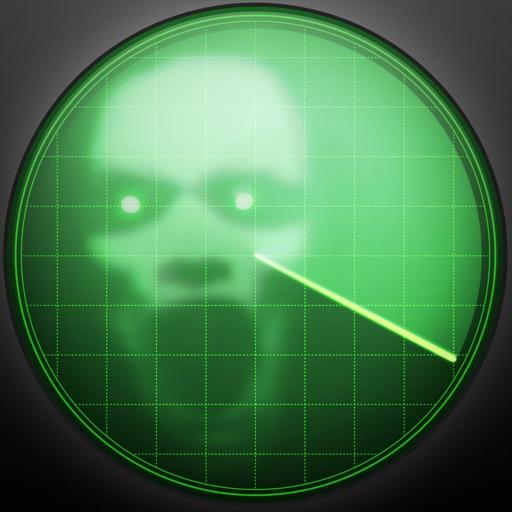 Ghost Detector Radar Camera iOS App