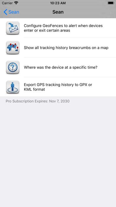 Screenshot for Family Tracker in Korea App Store