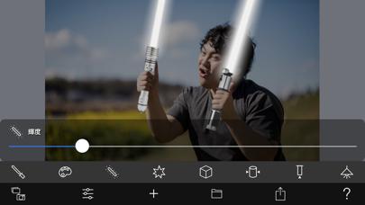 ライトセーバーカメラ2 screenshot1