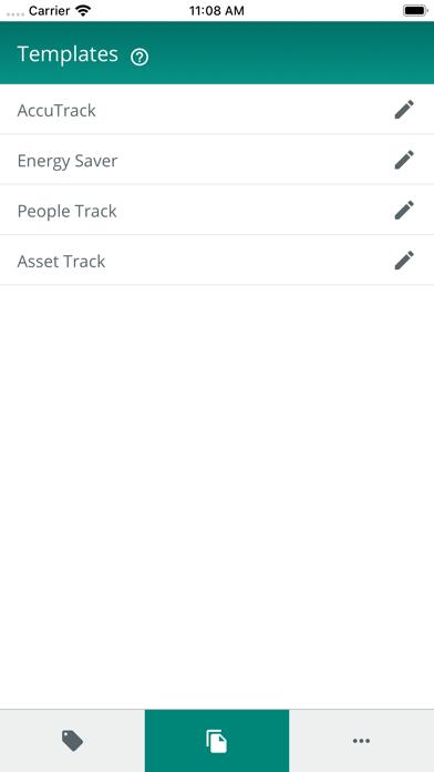 Tag Configuration screenshot 3