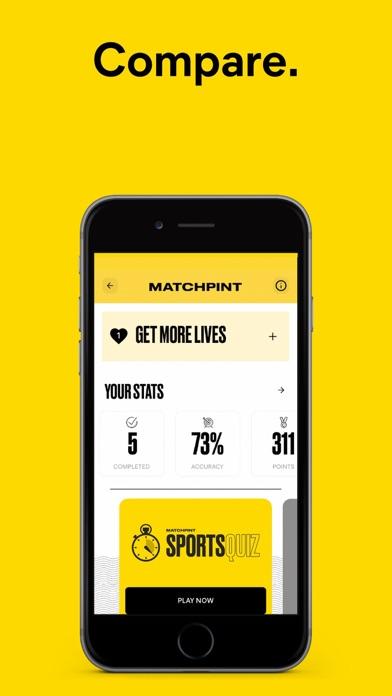 MatchPint screenshot
