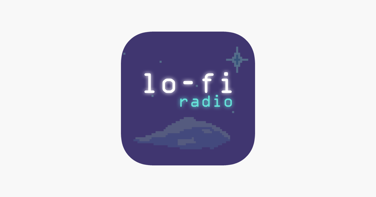 Lo-Fi Radio: Work,Study,Chill on the App Store
