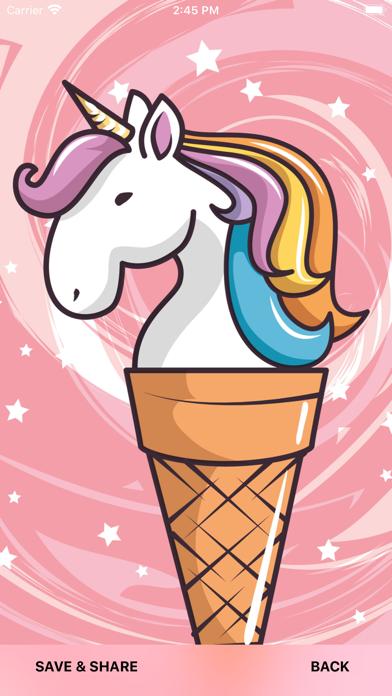 Cute Unicorn Wallpapers By Andjelija Blagojevic