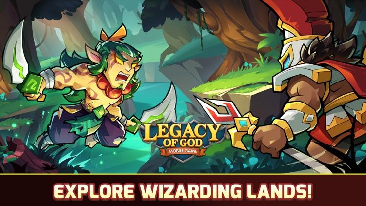 Legacy of God screenshot-4