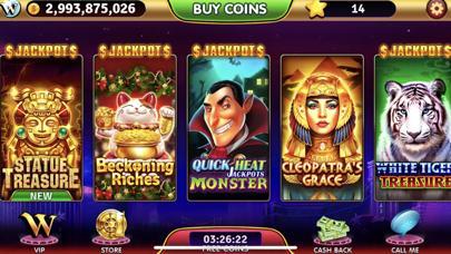 Billion Cash Slots-Casino Game screenshot 1