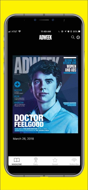 ADWEEK on the App Store