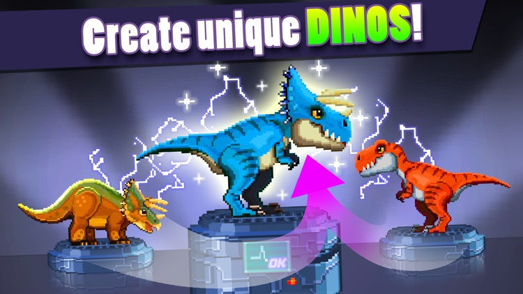 Dino Factory screenshot-2