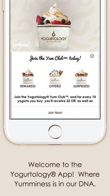 Yogurtology App