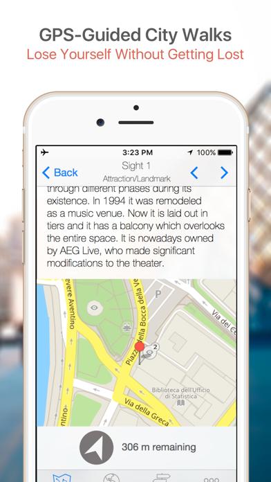 Venice Map & Walks (F) screenshot three