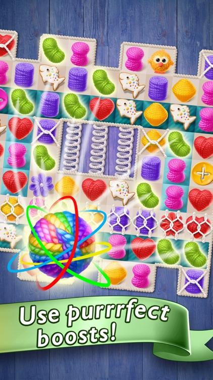 Knittens – A Fun Match 3 Game